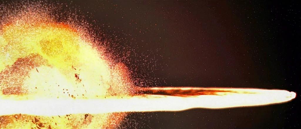 Alderaan-explosion